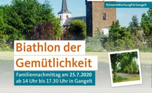 Familiennachmittag in Gangelt